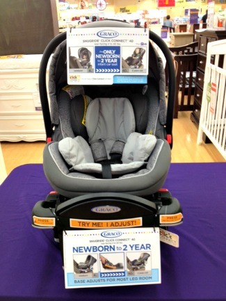 Sponsored: Graco SnugRide Click Connect 40