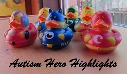 Highlighting Autism Hero's